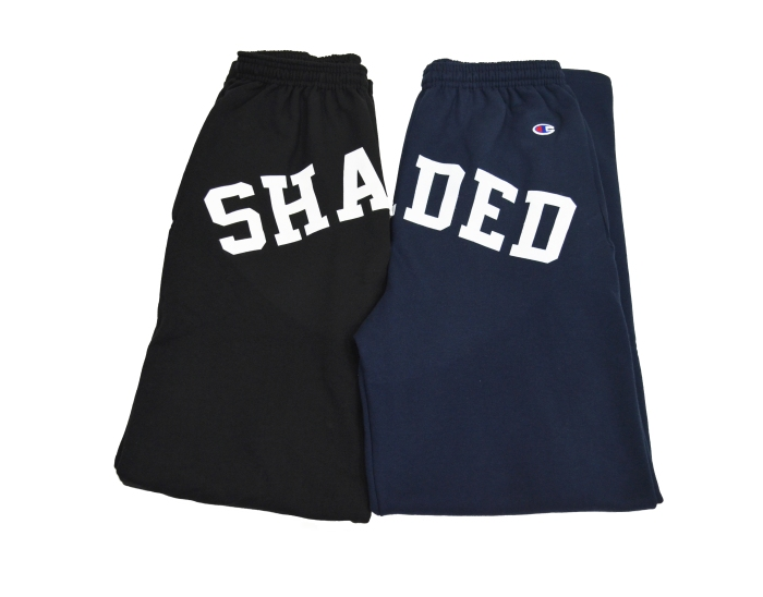 AV Sweats Black and navy